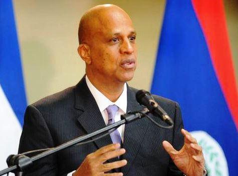 Dean Barrow, Primer Ministro de Belice