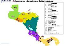 Aeropuertos de Centroamérica