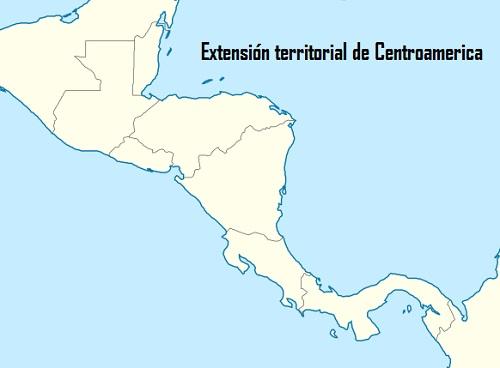 mapa de centroamerica para colorear