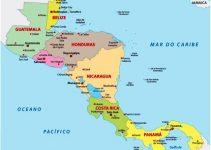 Principales ciudades de América Central