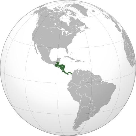 ¿Por qué Centroamérica es un istmo?