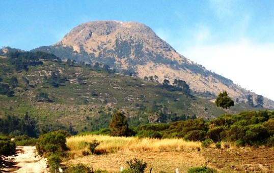 ¿Cuál es el volcán más alto de América Central?