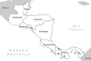 ¿Cuáles son los países de América Central?