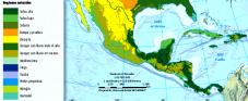 Regiones naturales de Centroamérica