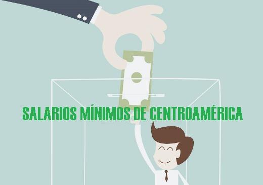 Salario mínimo en Centroamérica