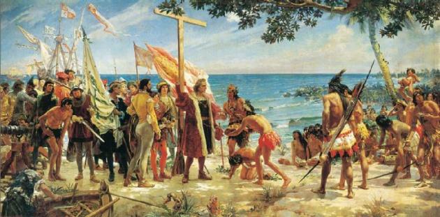 cómo fue la colonización de centro américa