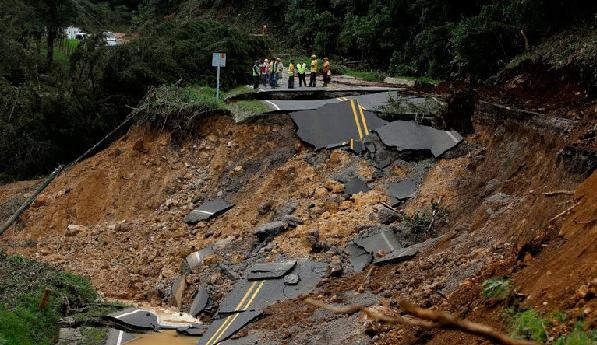 desastres naturales más comunes en américa central