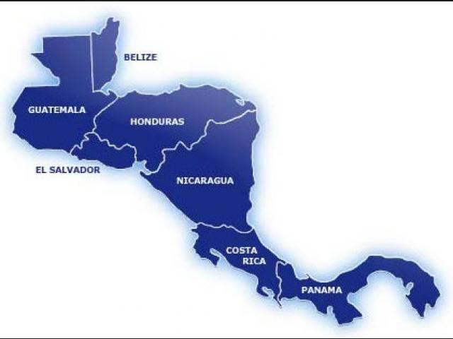 formas de gobierno en américa central