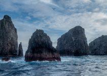 los principales accidentes costeros de centroamérica